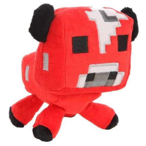 Kravička Minecraft Baby Mooshroom