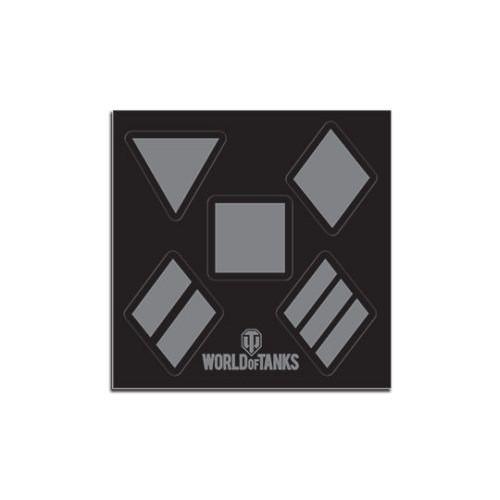 Samolepka World of Tanks Symbols Sticker Pack