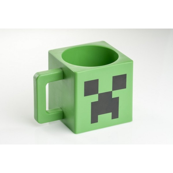 Minecraft Creeper Face Hrnek
