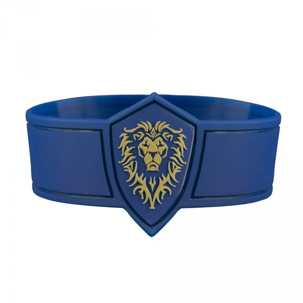 Náramek  Warcraft Movie Alliance Logo