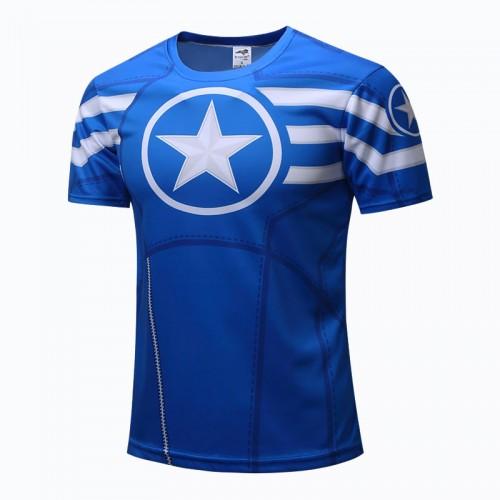 Tričko Captain America