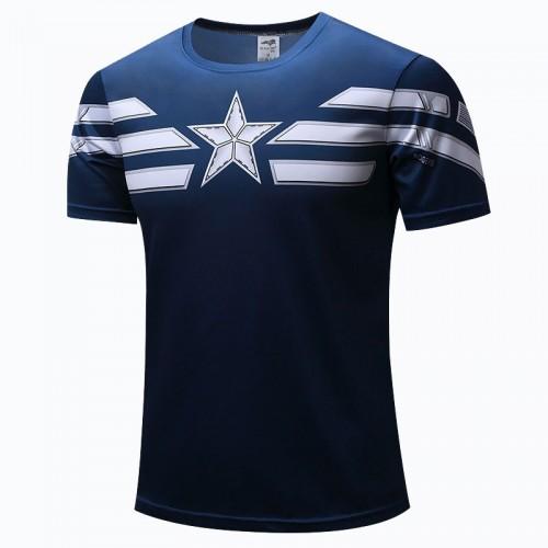 Tričko Captain America Steve Rogers