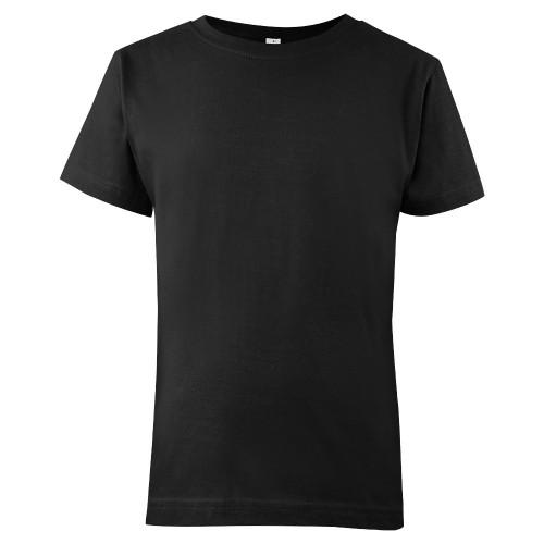 100 TRIČKO DĚTSKÉ CLASSIC, barva 01 Jet Black, velikost 110