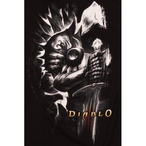 Diablo III Tyrael Side