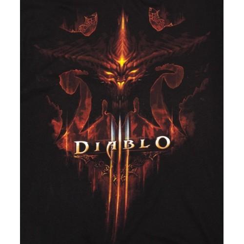 J!NX Diablo III Burning T-Shirt
