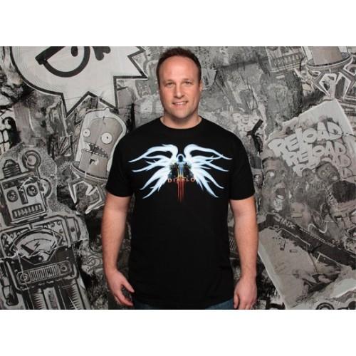 J!NX Diablo III Tyrael T-Shirt