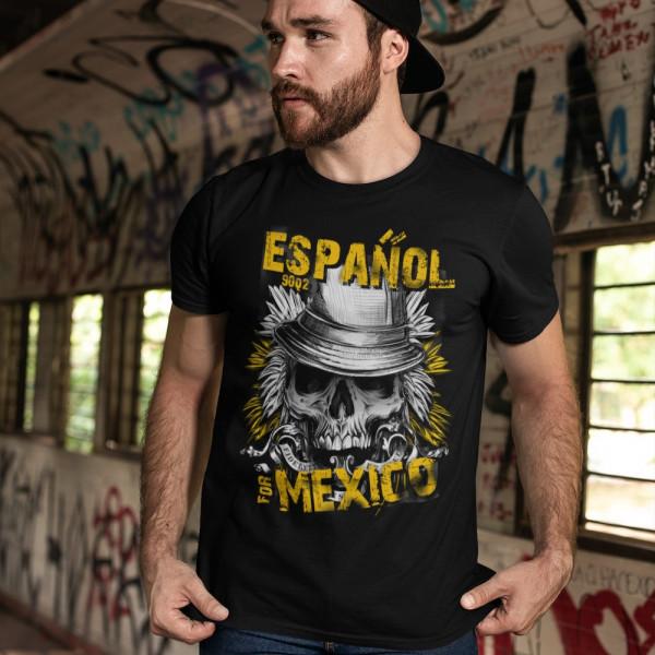 Tričko Espanol for Mexico