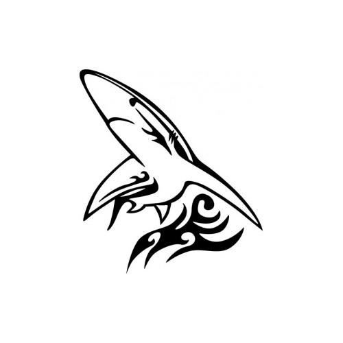 001 Žralok - reflexní
