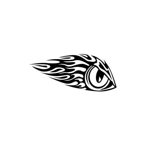 008 Oko - reflexní