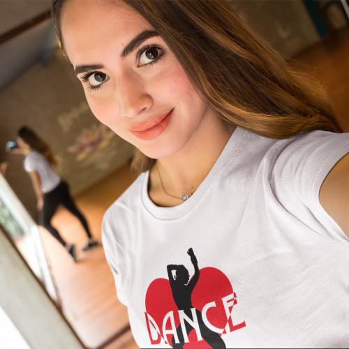 Mám ráda tanec