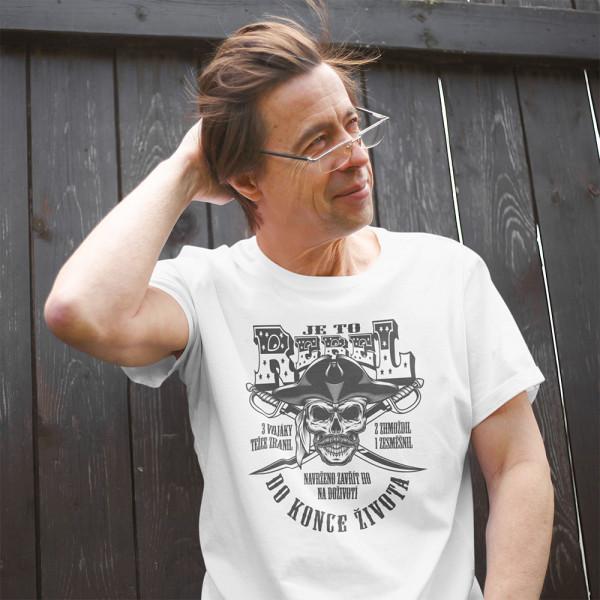 Tričko Je to REBEL! - UPRAVIT TEXTY