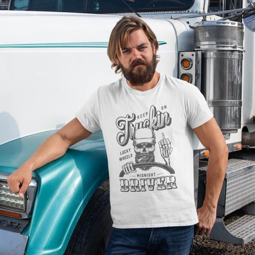 Tričko Truckin