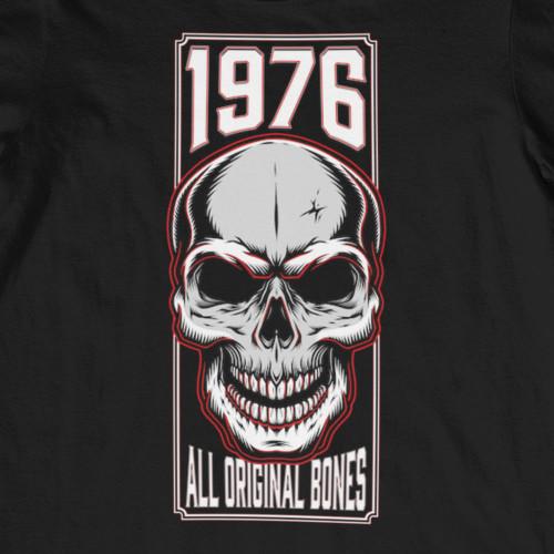 1976 - All Original Bones