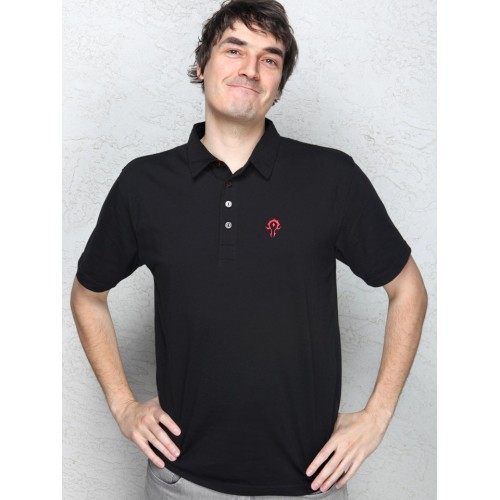 J!NX World of Warcraft Horde Polo