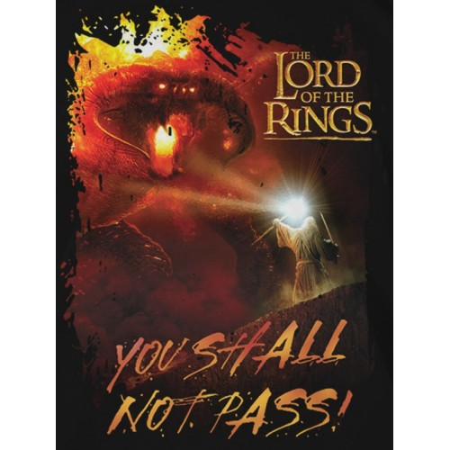 J!NX Lord of the Rings Shall Not Pass