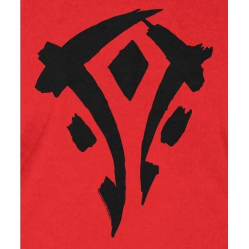 World of Warcraft Mists of Pandaria Horde Faction Logo