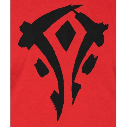 World of Warcraft Mists of Pandaria Horde Faction Logo