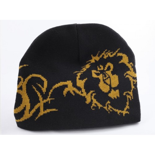 World of Warcraft Alliance Crest Beanie