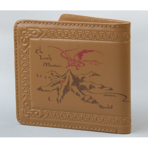 The Hobbit Logo Leather Wallet