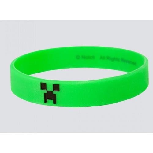 Náramek Minecraft Creeper Bracelet