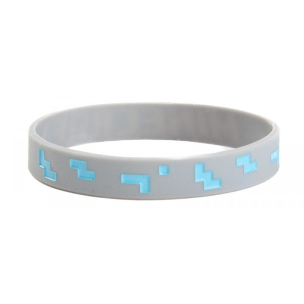 Minecraft Diamond Bracelet