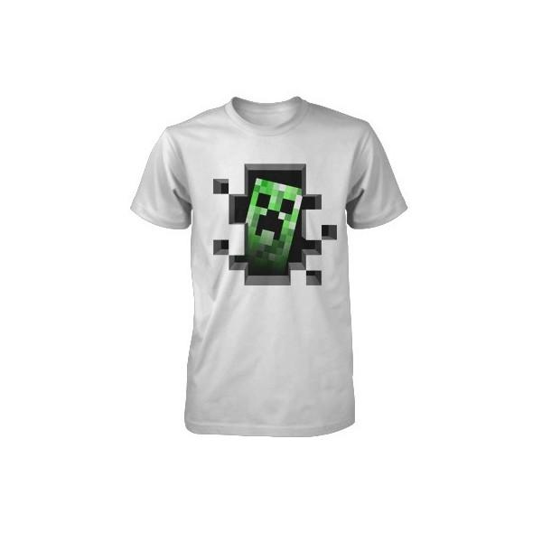 Minecraft Creeper Inside Youth
